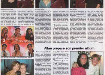 Le rêve se poursuit pour Allan Vermeer