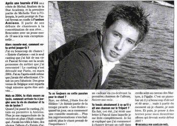 Allan Vermeer : Petit Picard deviendra grand