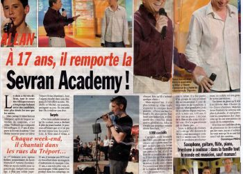 À 17 ans, Allan Vermeer remporte la Sevran academy (France Dimanche)