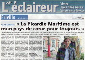 La Picardie Maritime est mon pays de coeur pour toujours (L'éclaireur)
